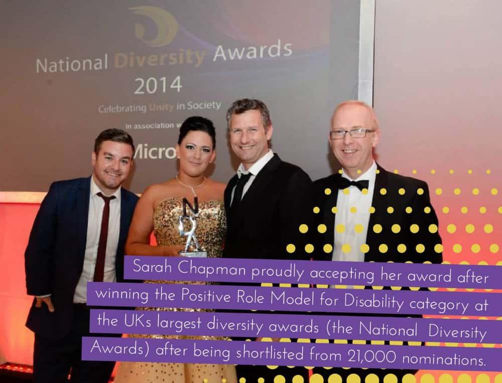 OD Sarah Award
